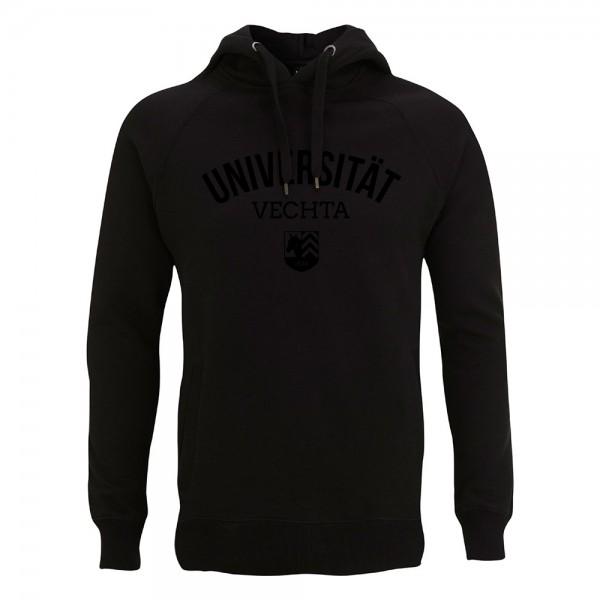 Unisex Kapuzenpullover - black line